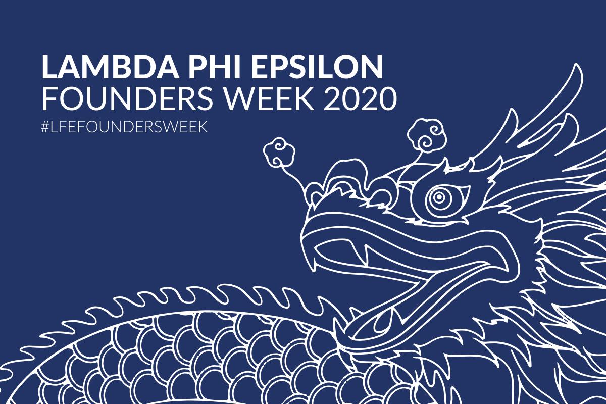 Founders Week Banner