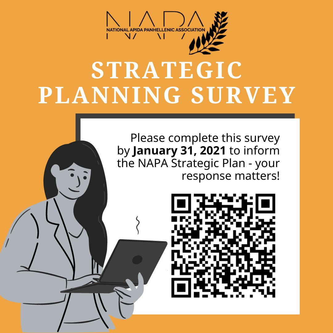 NAPA Strategic Planning Survey