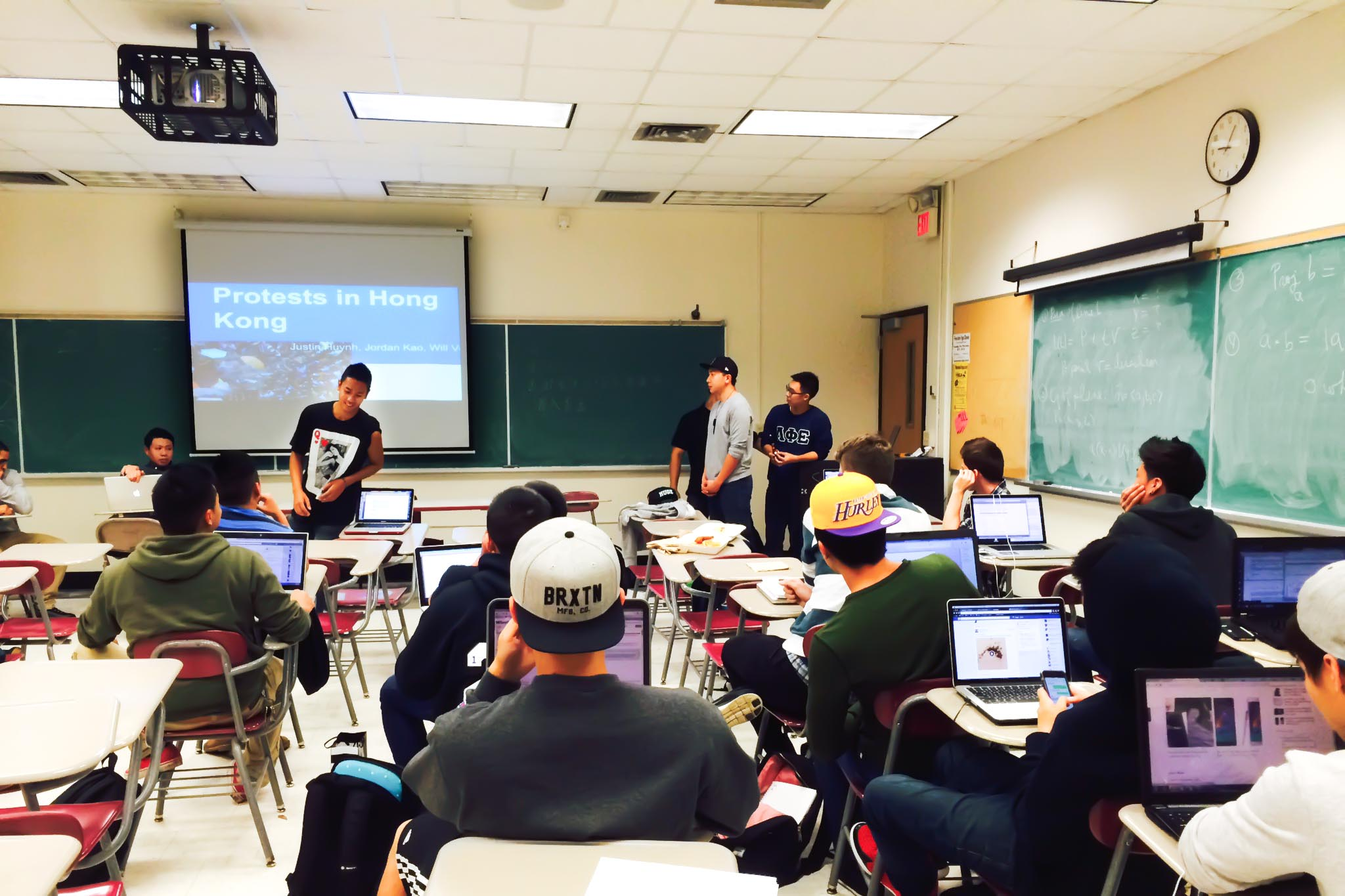 UMass Lambdas develop each member to be an effective speaker