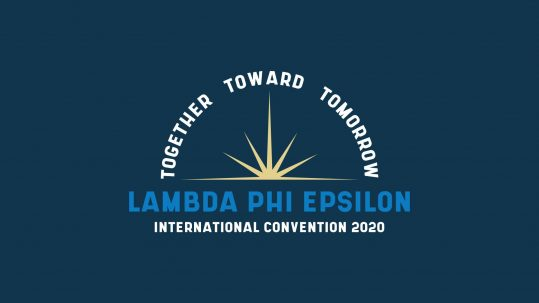 Convention 2020 Banner