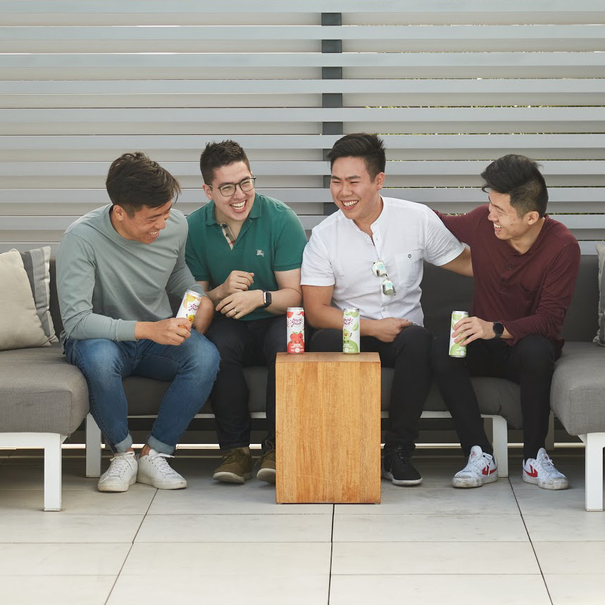 Will Zeng and John Zhang